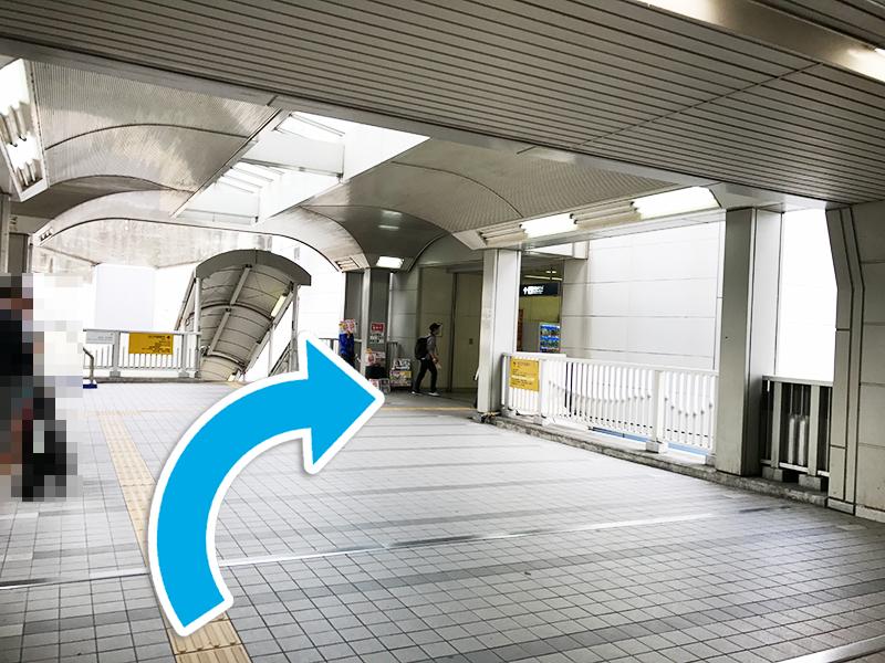【4】阪急蛍池駅へ2