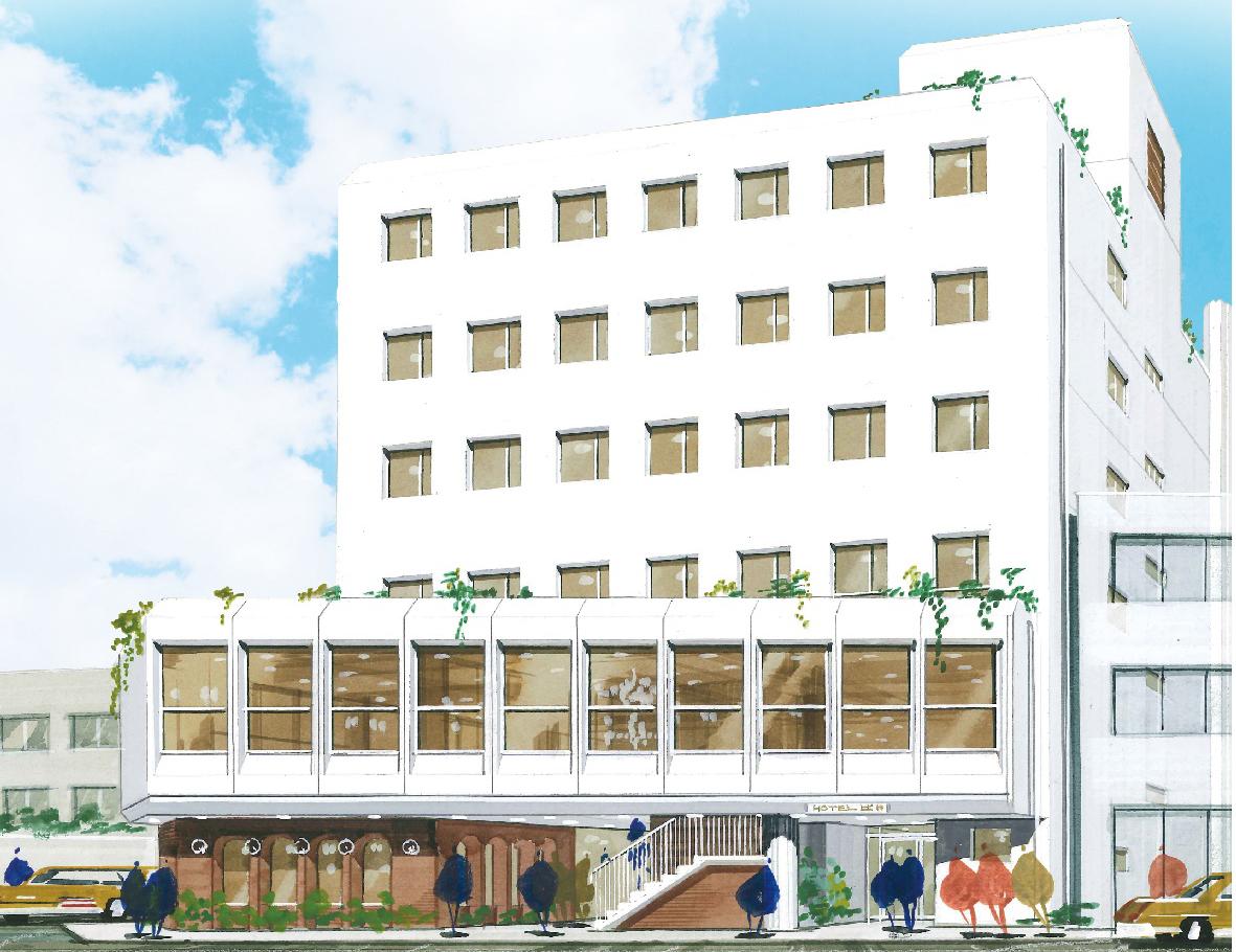ビジネスホテルつじ井・蛍池